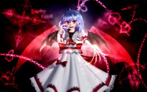 Remilia Scarlet by Primantis