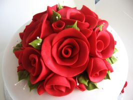 Red Roses by clvmoore