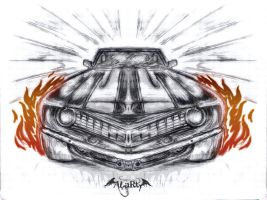 Fire Driving by ALart90