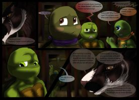 TMNT At Heart- CH2-P5 by DogmaticLoki
