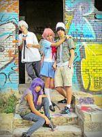We're ready to kill (Mirai Nikki) 03 by Doriri-chan