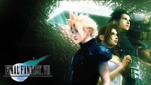 Final Fantasy VII Thingy by Darfreeze
