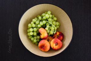 Everyday Objects - Fruit Bowl by LMPPhoto