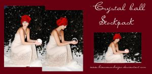 Crystal ball stockpack 9pc by PumpkinPhotography