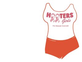 Hooters For Breast Cancer WP by FleetCommander