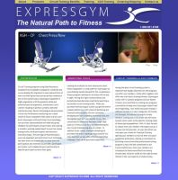 ExpressGym Ideas by dhrandy