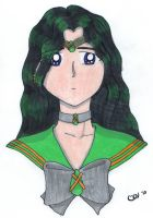 Contest Prize: Sailor Peridot by CKNelson