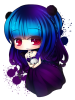 MM: Chibi Hel by Amacchu