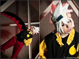 Soul Eater: I Am Your Weapon by CosplayerWithCamera