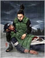 Asuma - Endless Tears by Roggles