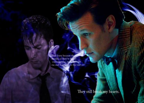 Still Hurts by whovianmiss