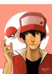 Pokemon Trainer Red by Allenisya