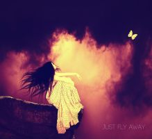 Just fly away by Mors-Infinnita