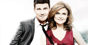 Bones and Booth by EbR1