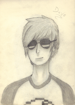 Dave Strider by evilmonkey999