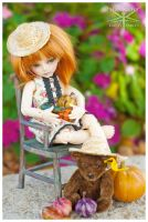 littlest pumpkin by Hannahsemptyspaces