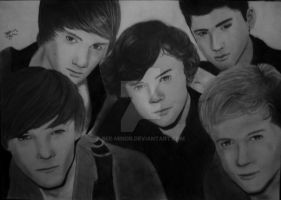 One Direction by Bee-Minor
