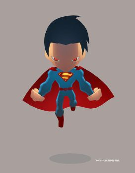 SUPERMAN by K-Bol