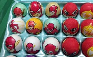Fastest Easter eggs ever by Rene-L