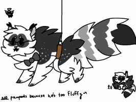 OVERFLUFF REFERENCE by mandarker