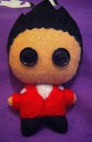 Youtubers - GTA VanossGaming Plushie by Jack-O-AllTrades