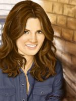 Kate Beckett by LauraJaneArnold