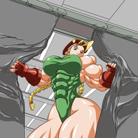 No One Can Stop Cammy - Remake by WickedBust