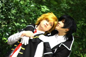 Pandora Hearts by Edolein