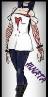 Hinata Outfit ::NW:: by XShinrin-chanX