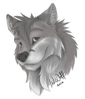Foxcote - Bust by IndiWolfOnline