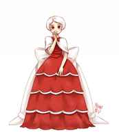 red velvet fullbody by meago