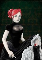 Gothic beauty by Homelet