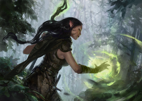 Nissa Revane by theaturner