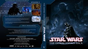 Star Wars - Episode 5 - The Empire Strikes Back by JamshedTreasurywala
