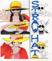 STRAWHAT INHERITANCE by AbajiTheGreat