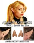 Small Anime Elf Ear - Costume Prosthetics by mbielaczyc