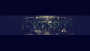 Banner for my Youtube channel by DesignsAlex