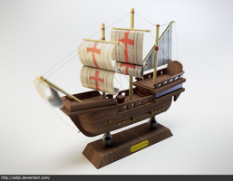 Ship Model by adijs