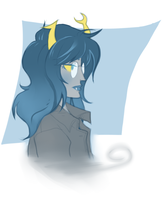 Vriska by atomicpoultry