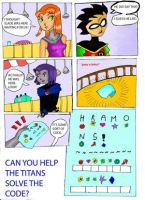 Find Slade by ayeshoo123 by teentitans