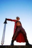 Devil May Cry 3 : Dante by beethy
