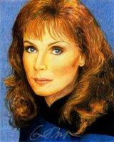 Doctor Beverly Crusher by MikesStarArt