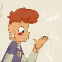 Tan suave by CookieSexy