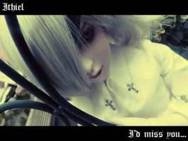 I'd miss you by stievel