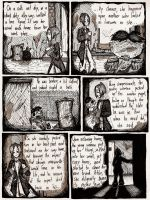 Puppet King Comic: Page One by janiceghosthunter