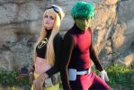 The Perfect Team - Teen Titans by Atticie-Cosplay