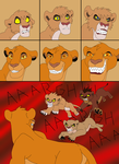 Lion King Alternative 047 by GreatMarta