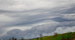 Storm Clouds on the Horzion by 1EvL1