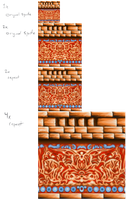 Sprite Upscaling Experiment by skylights1