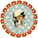 The Skull and the Rose by DeerDandy